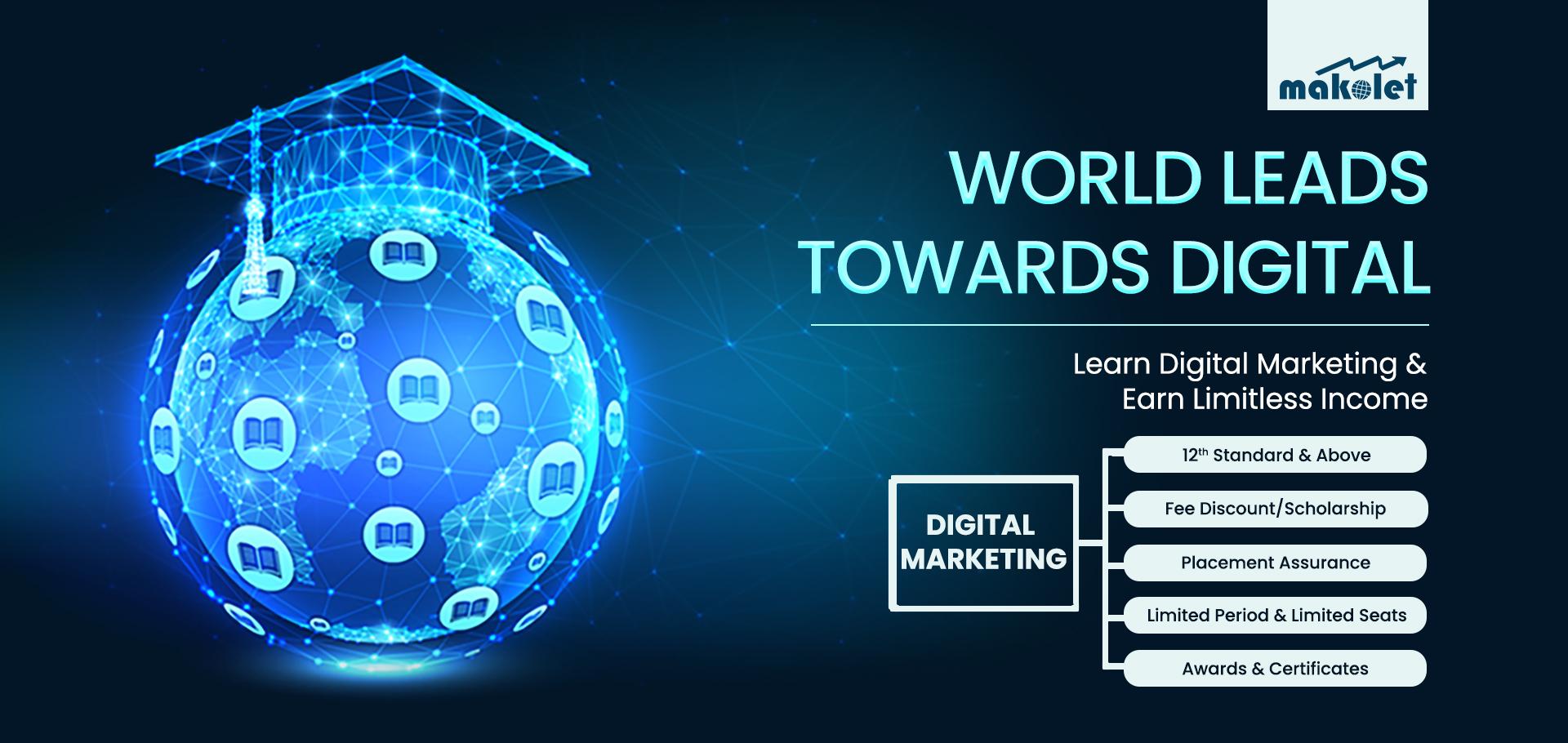 learn digi marketing